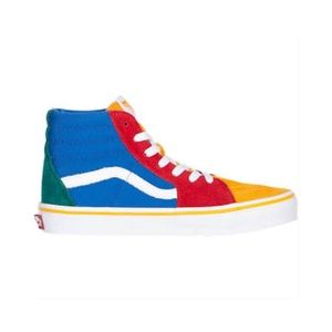 VANS | Boys SK8 HI Color Block Hi Top Sneakers